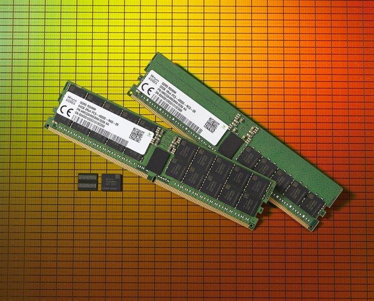 SK hynix và Intel hợp tác để phát triển các sản phẩm chip tiên tiến